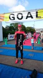五島列島夕やけマラソンに出場しました!