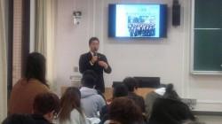 K大学にて講演させて頂きました!