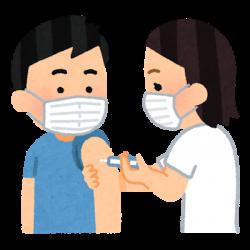 ワクチン接種しましょう!/Let's vaccinate!